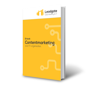 E-book: Contentmarketing voor IT organisaties