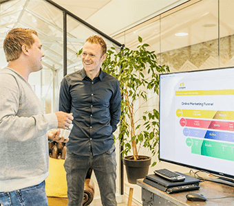 Website optimalisatie voor IT-organisaties | Leadgate Europe