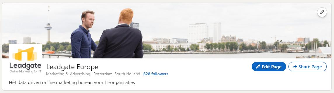LinkedIn-Leadgate